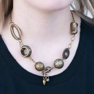 3/$15 Mixing Business With Pleasure Necklace Set
